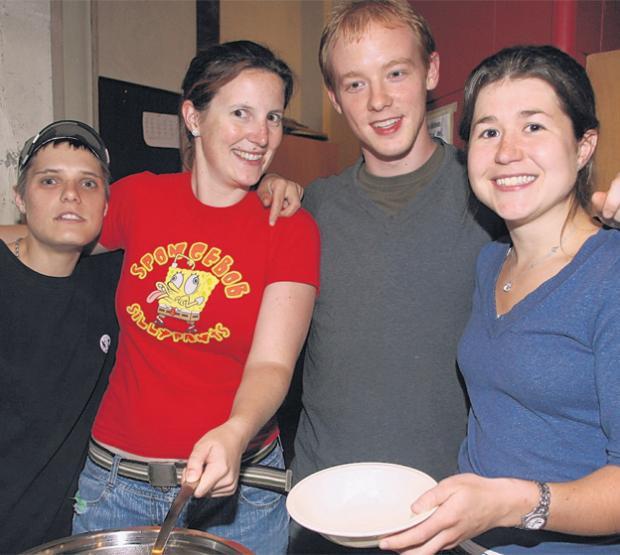Soup Kitchen Southampton Uk
