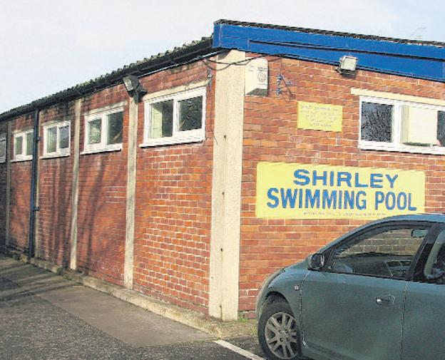£150,000 facelift for pool