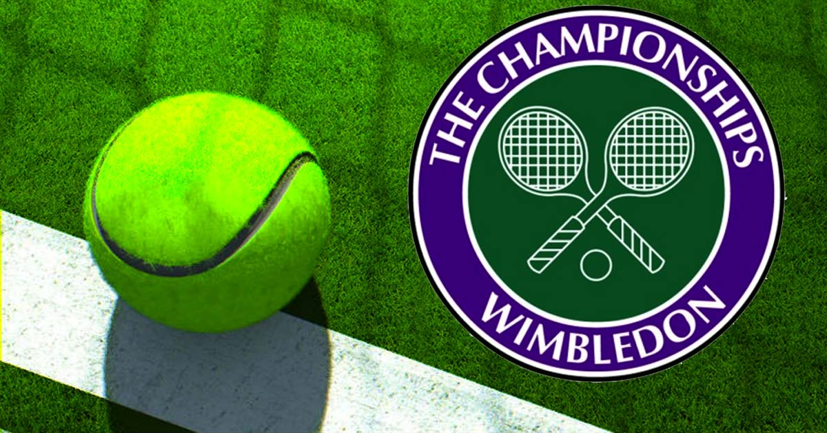 Wimbledon Men's Final and Afternoon Tea