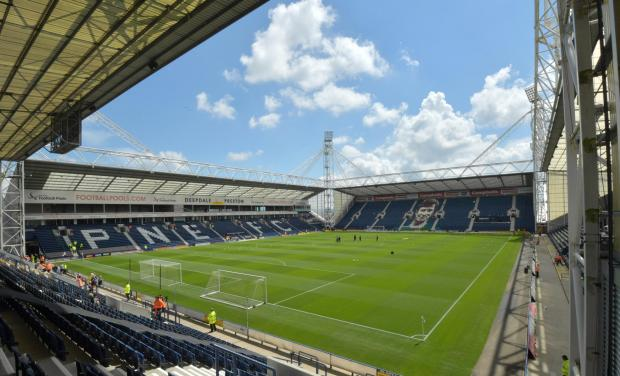 Daily Echo: Preston's Deepdale stadium