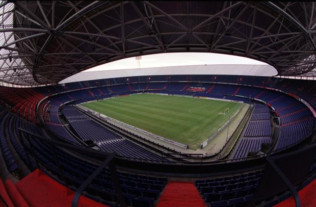 Daily Echo: Feyenoord's De Kuip ground