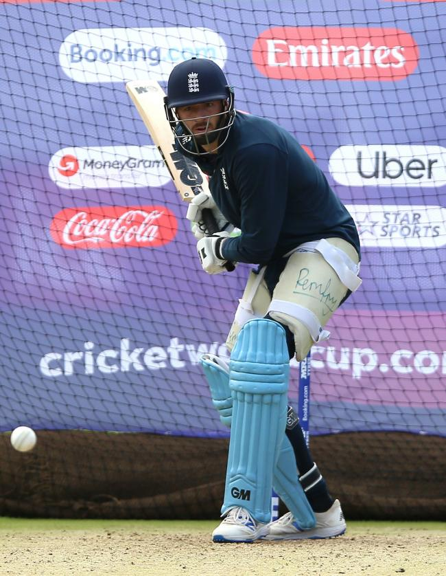 James Vince during the nets session at Headingley, Leeds. PRESS ASSOCIATION Photo. Picture date: Thursday June 20, 2019. See PA story CRICKET England. Photo credit should read: Nigel French/PA Wire. RESTRICTIONS: Editorial use only. No commercial use. St