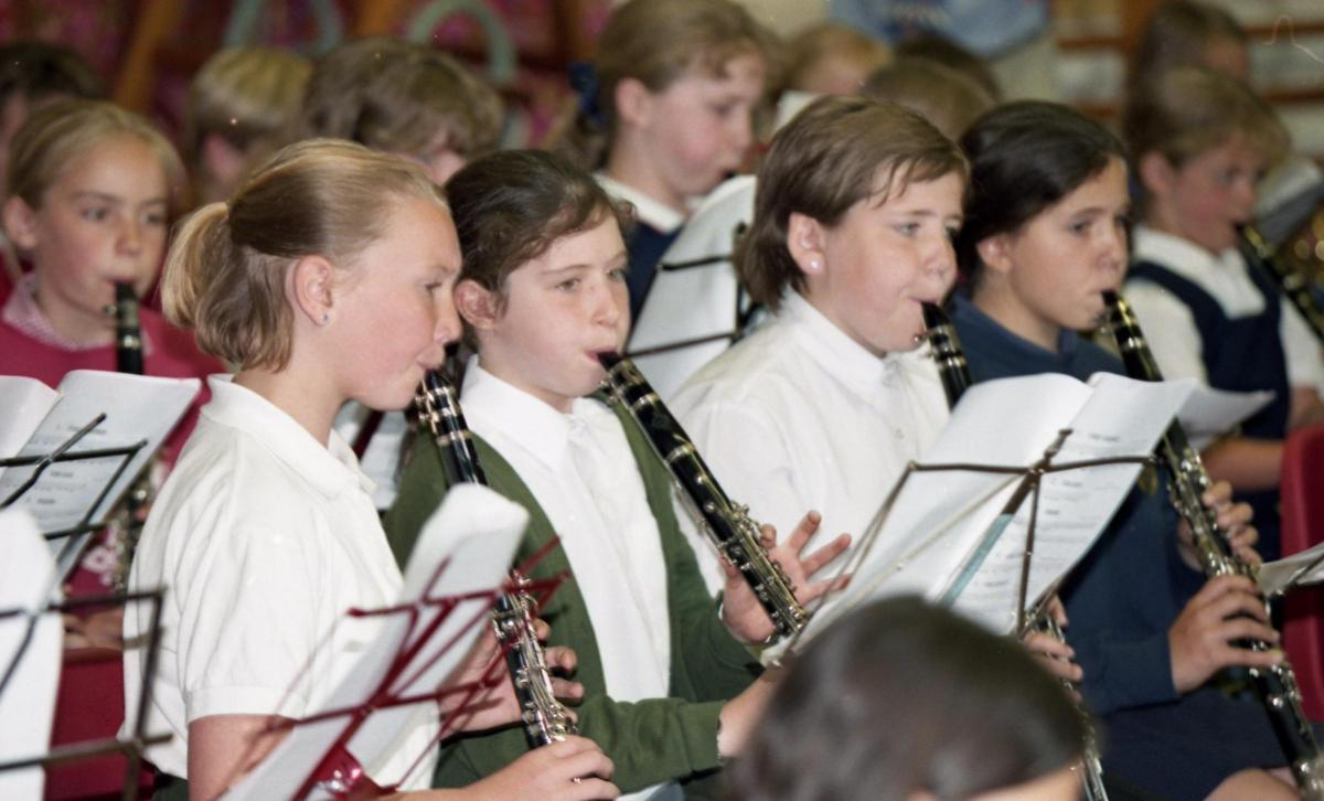 PHOTOS: Did you play in a school band in Winchester? | Daily