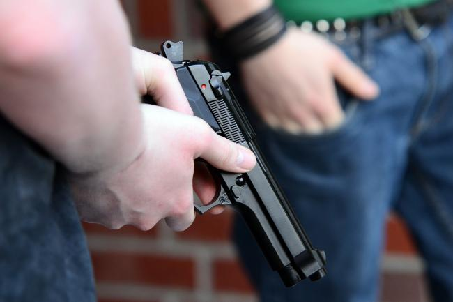 Two youths were seen with a firearm in Thornaby (file photo) Picture: Pixabay.com