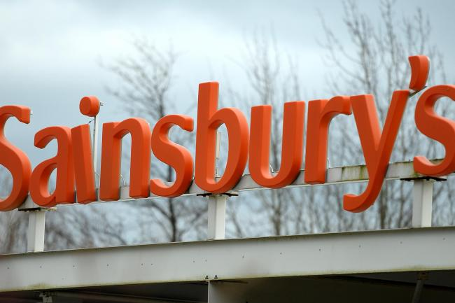 The Sainsbury's store in Lordshill