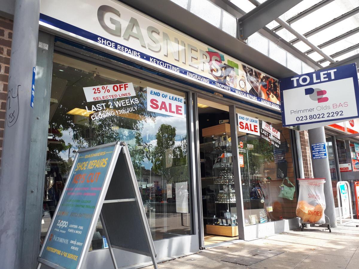 040b828a9044d Shoe repair business to shut up shop   Daily Echo
