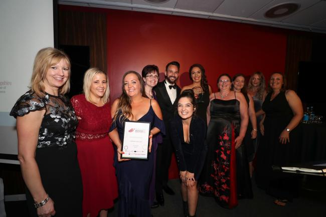J Williams & Co Ltd won the Small Business of the Year Title at the South Coast Business Awards in 2019