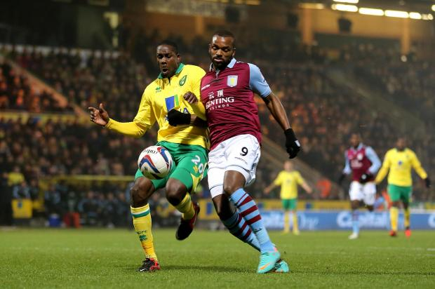 Daily Echo: Former Aston Villa striker Darren Bent