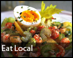 Eat Local Food with the Daily Echo
