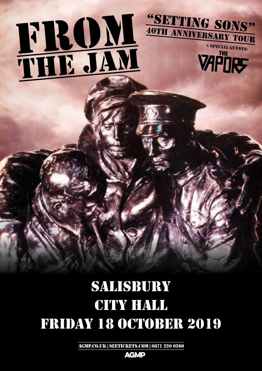 From The Jam 'Setting Sons' Tour