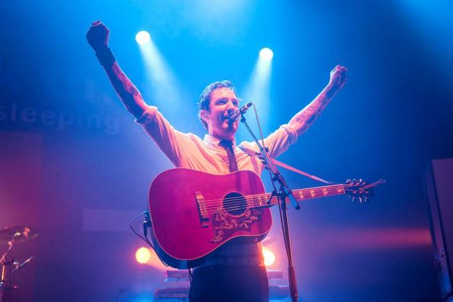 Frank Turner in Hampshire homecoming date