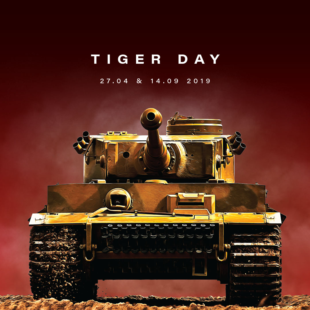 Tiger Day XII