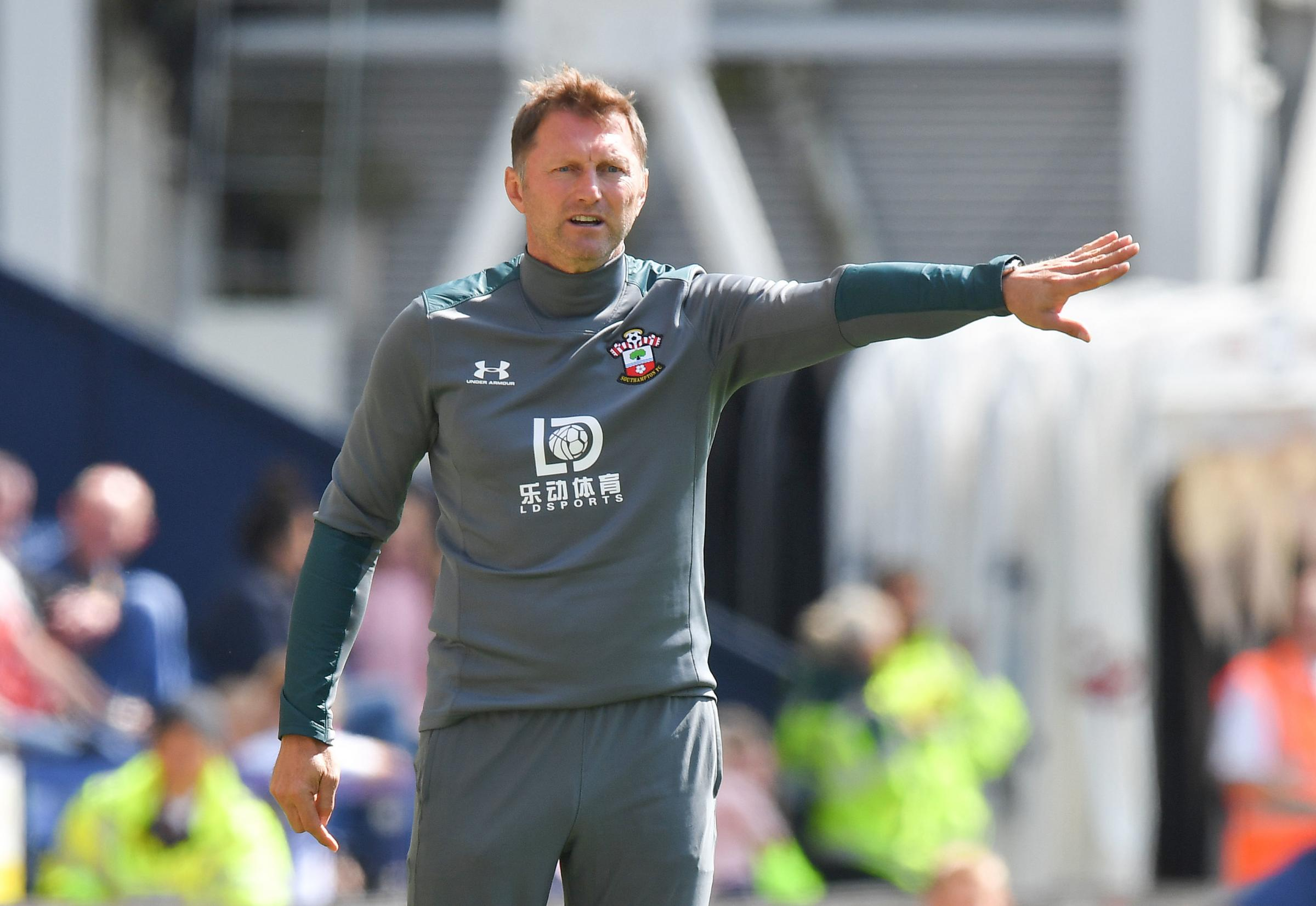 Southampton boss Ralph Hasenhuttl ahead of his side's game with Wolves