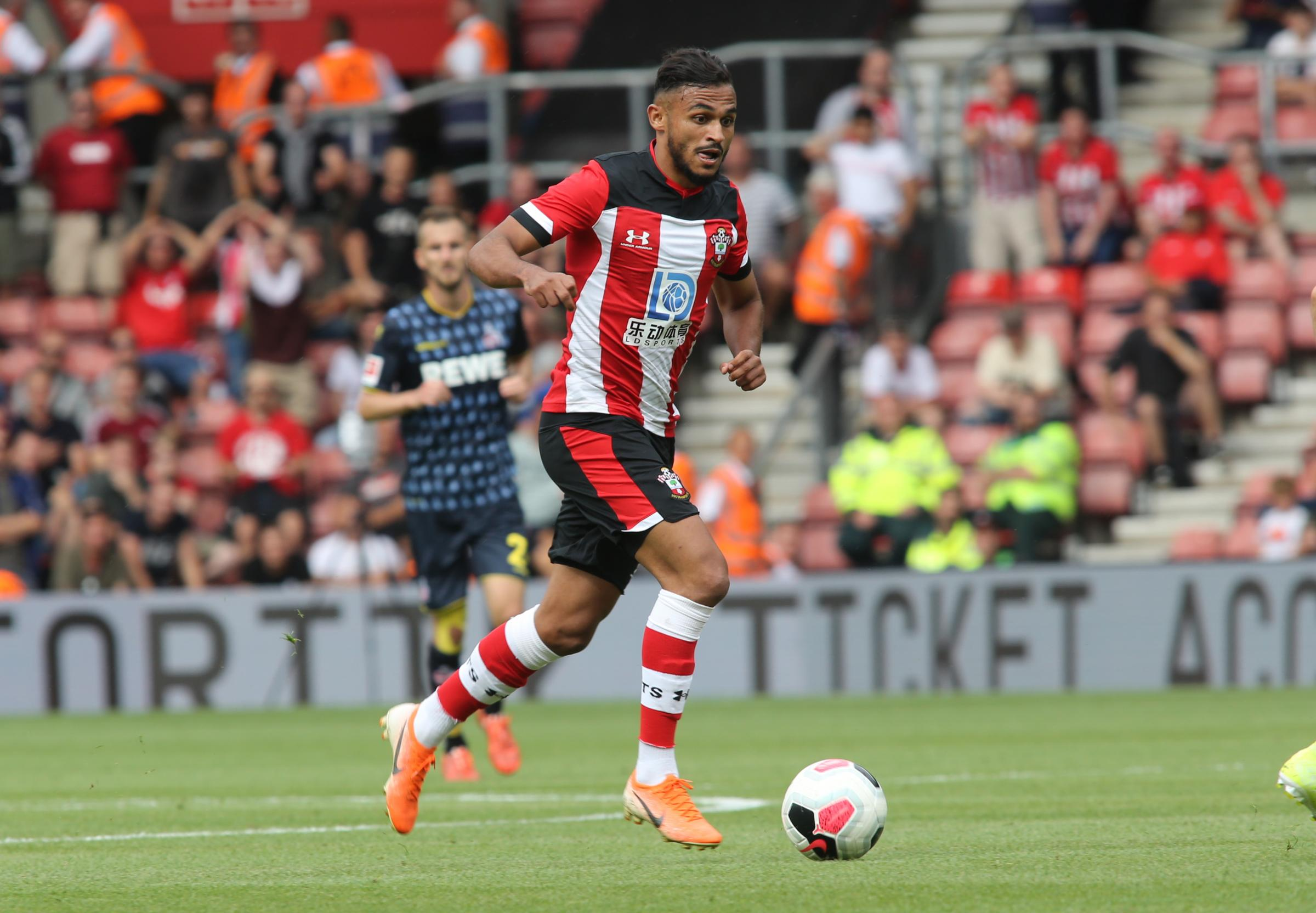 A host of Southampton players will round off their international break