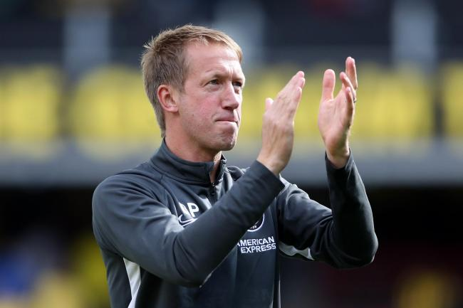 Graham Potter started with a win