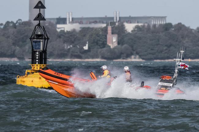 Teenager has legs crushed between boats in Cowes Week crash