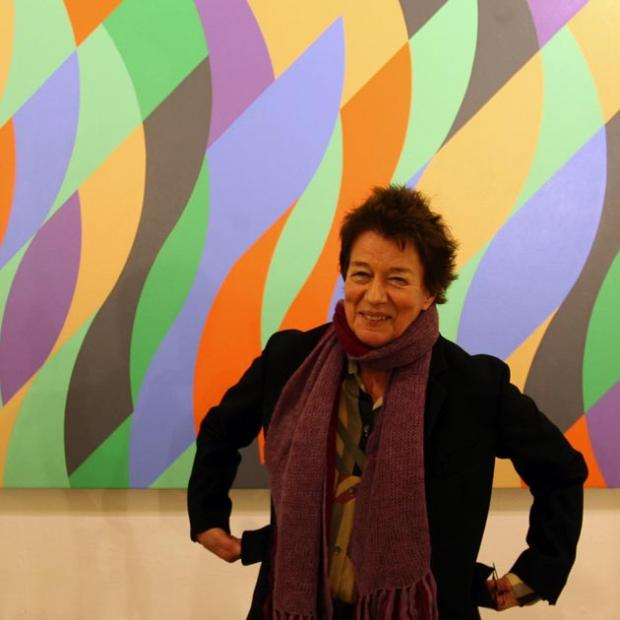 Artist Bridget Riley signs online petition to stop Southampton Council's great art sale