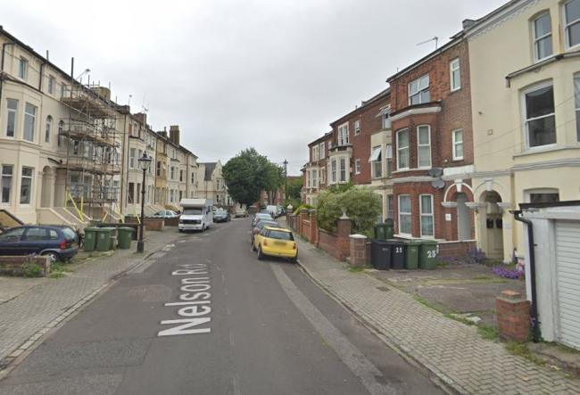 Nelson Road, Portsmouth. Picture: Google Maps.