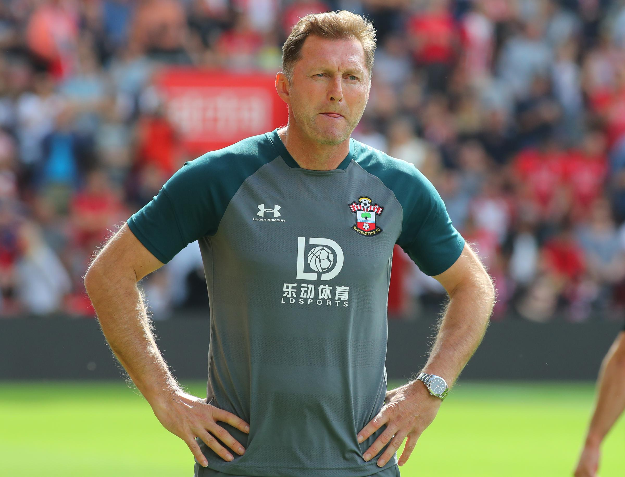 What Southampton Manager Ralph Hasenhuttl Has Been Up To Since Football Came To A Halt Daily Echo