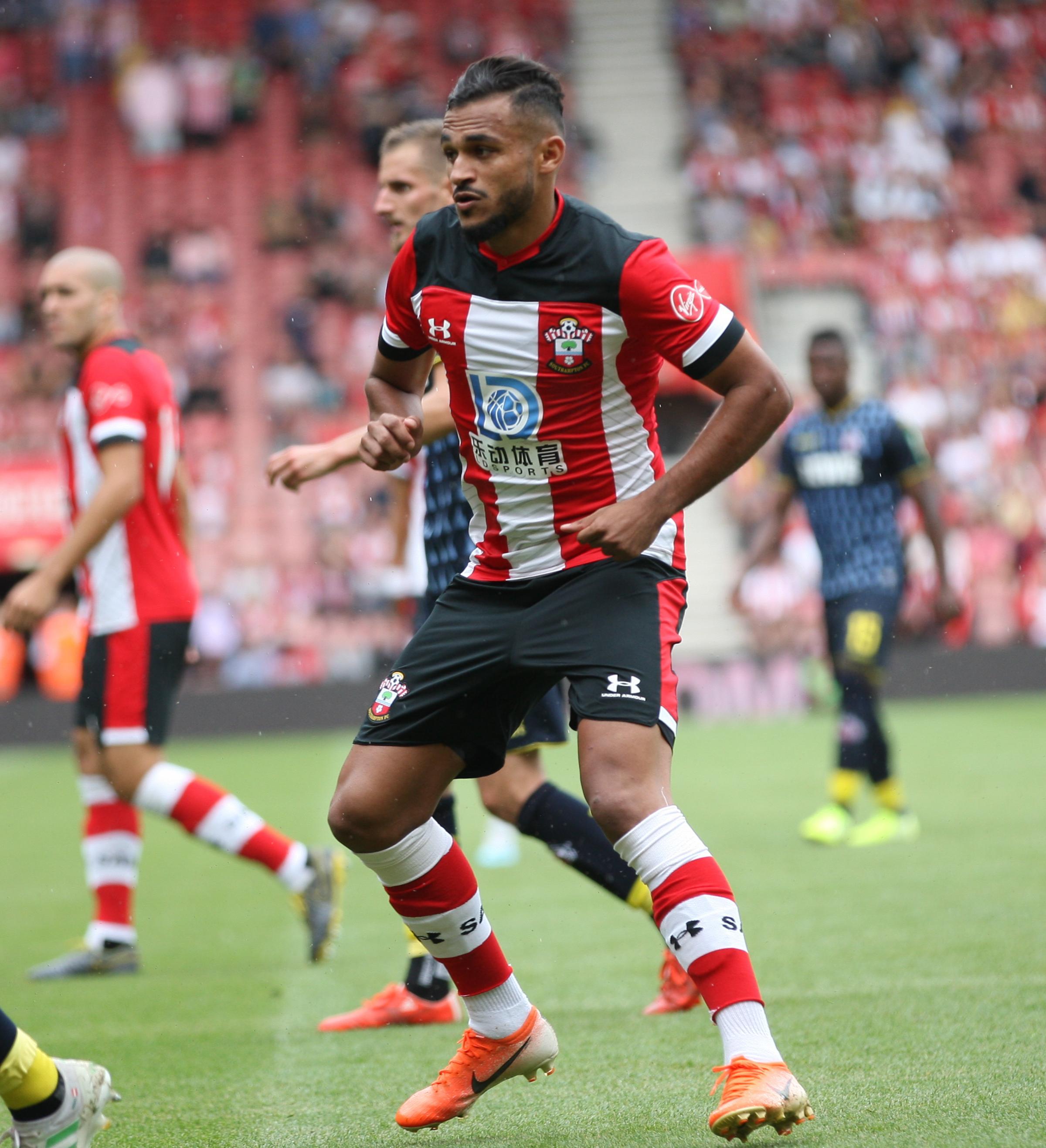 Sofiane Boufal has dropped a hint about his Southampton future