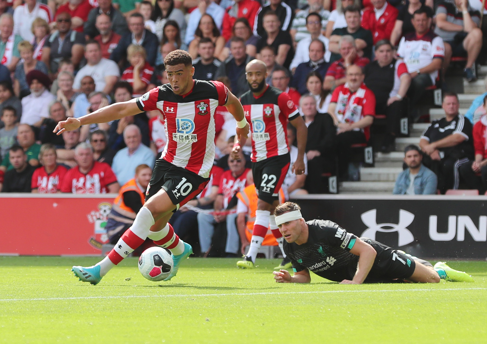 Southampton manager Ralph Hasenhuttl backs striker Che Adams