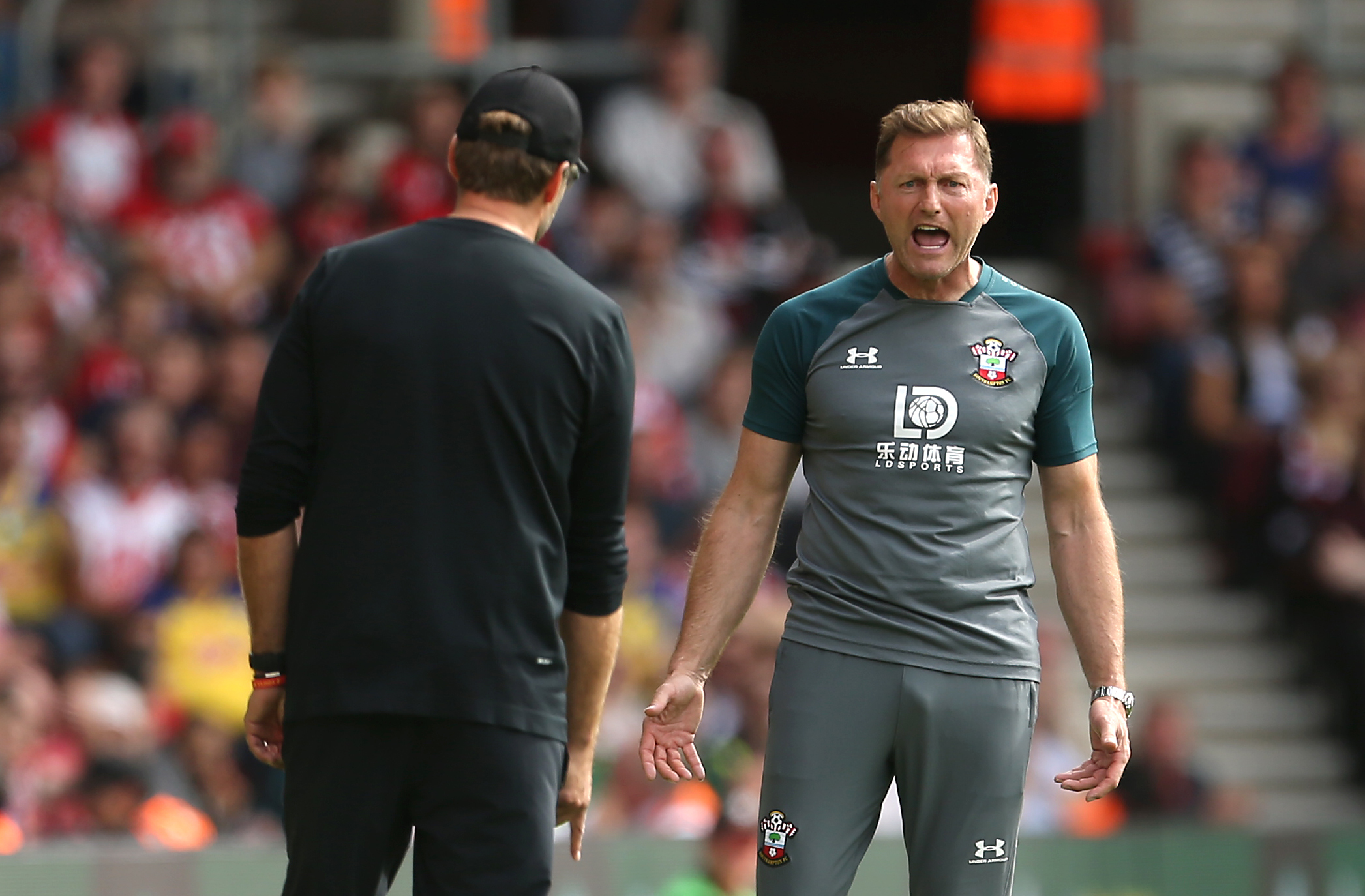 Southampton manager Ralph Hasenhuttl ahead of his side's game against Brighton