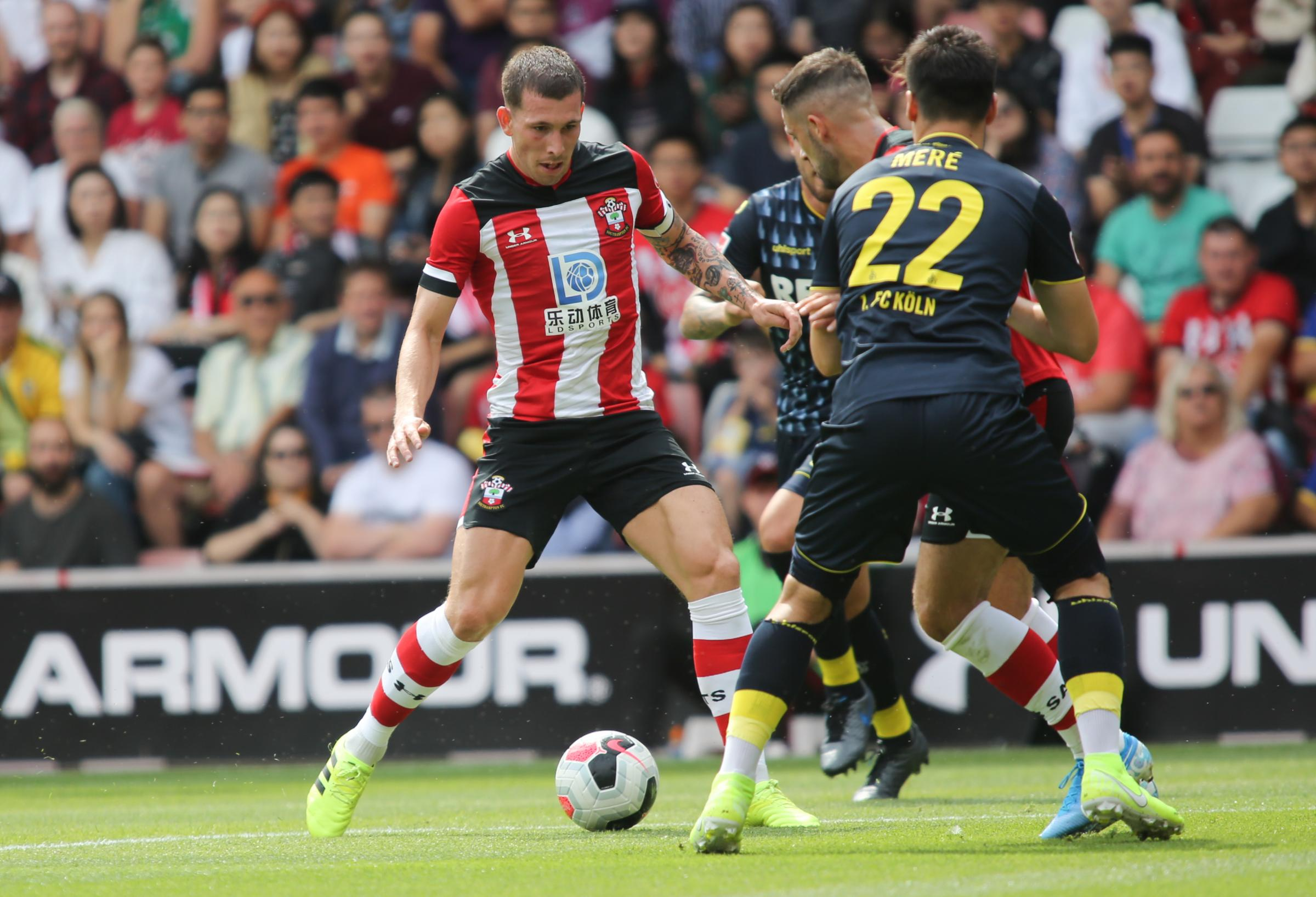 Southampton captain Pierre-Emile Hojbjerg tackles racism and social media