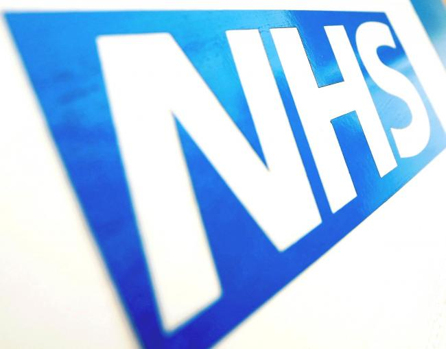 File photo dated 06/11/10 of the NHS logo. The number of people waiting longer than 18 weeks for routine hospital treatment in England was more than 1.85 million in June - the highest since records began in August 2007. PA Photo. Issue date: Thursday Augu