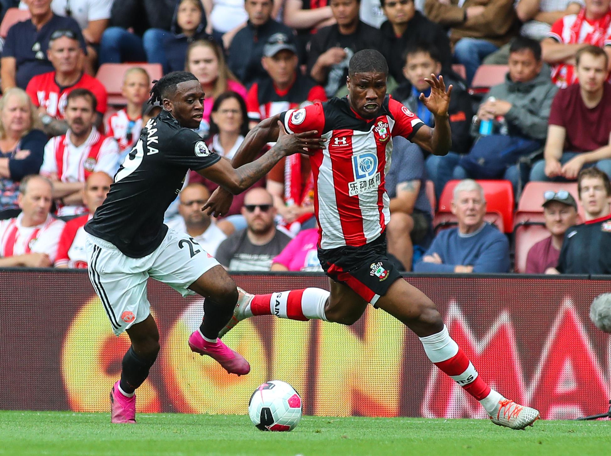 Southampton boss Ralph Hasenhuttl still has confidence in Kevin Danso