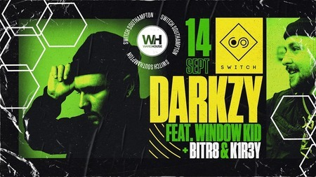 Warehouse presents Darkzy