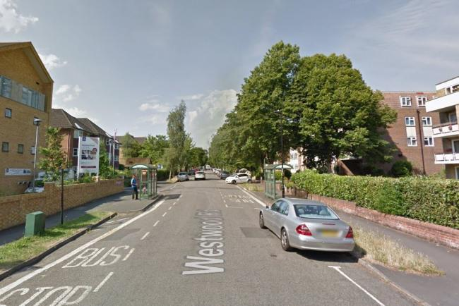 Westwood Road in Southampton.Picture: Google Maps