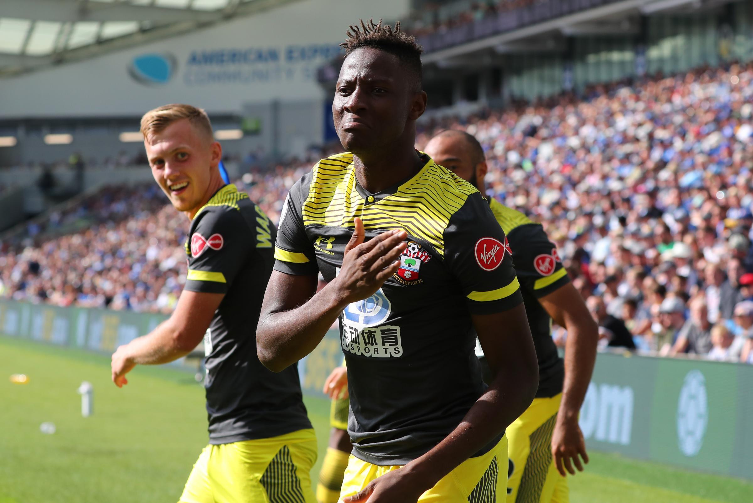 Southampton boss Ralph Hasenhuttl on Moussa Djenepo