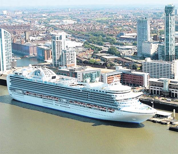 Liverpool's cruise bid is an 'abuse of state aid'