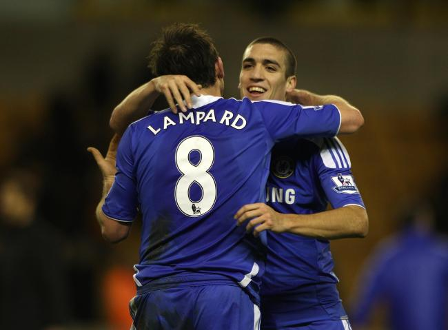 Oriol Romeu during the pair's time together at Chelsea