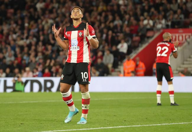 Che Adams is still searching for his first Saints goal