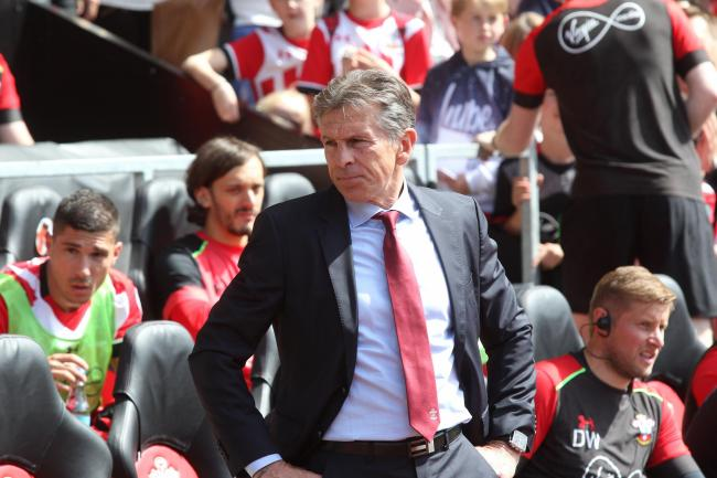 Former Saints boss Claude Puel