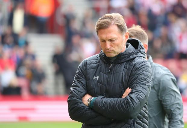 Daily Echo: Saints' form should be a concern for manager Ralph Hasenhuttl