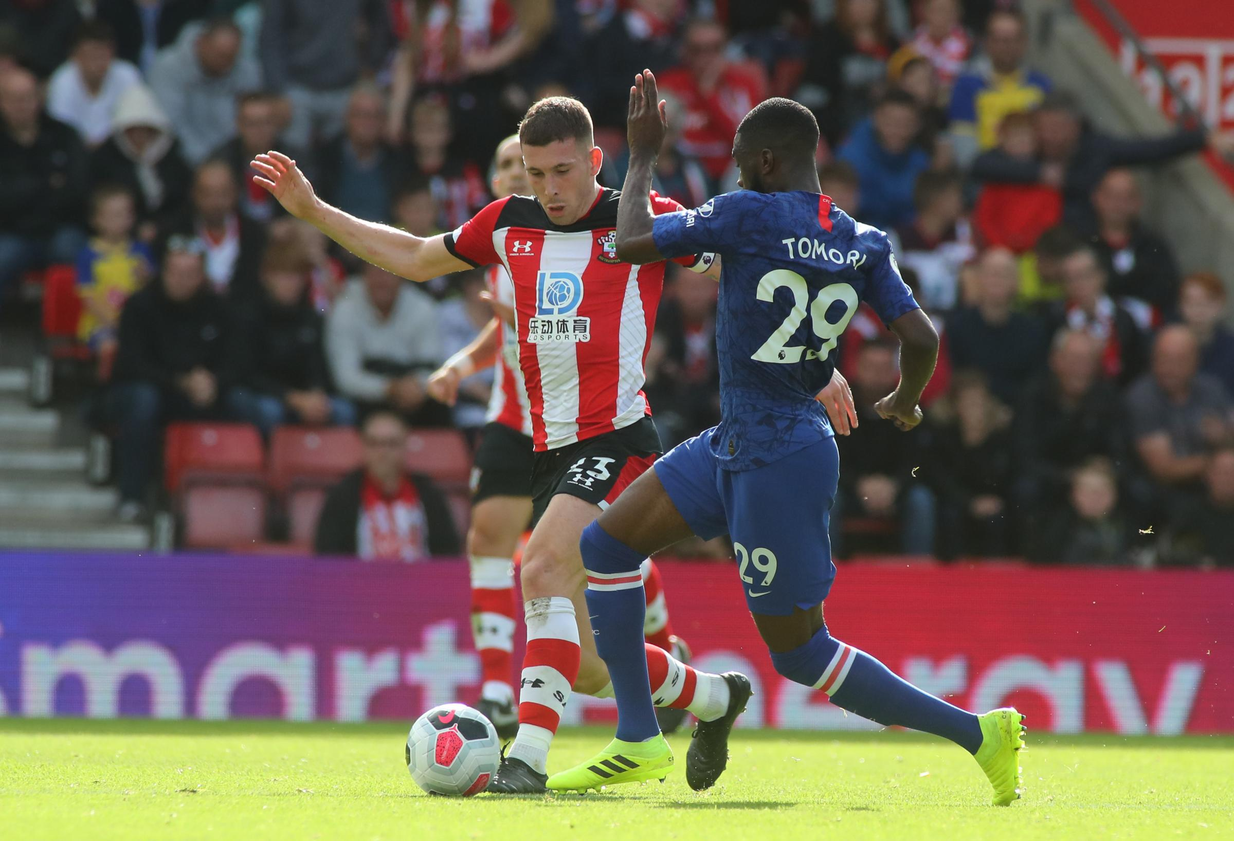 Southampton's team news ahead of the Everton tie