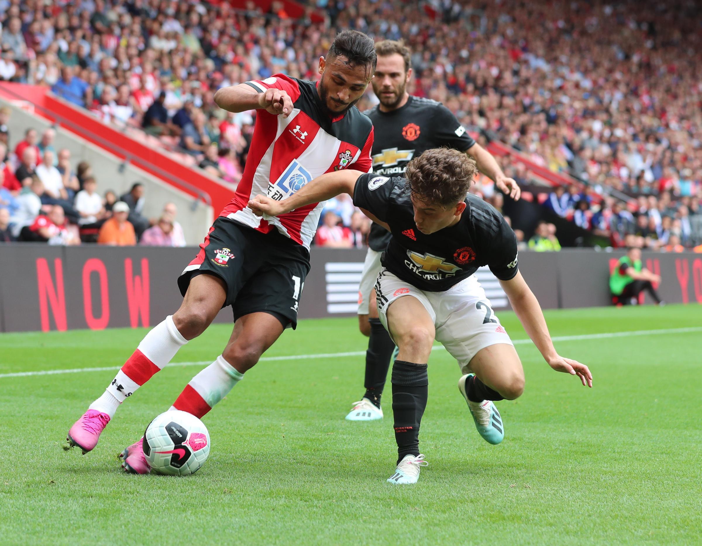 Sofiane Boufal on helping new signing Moussa Djenepo at Southampton