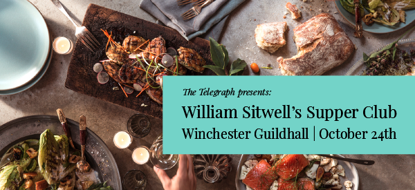 William Sitwell Supper Club