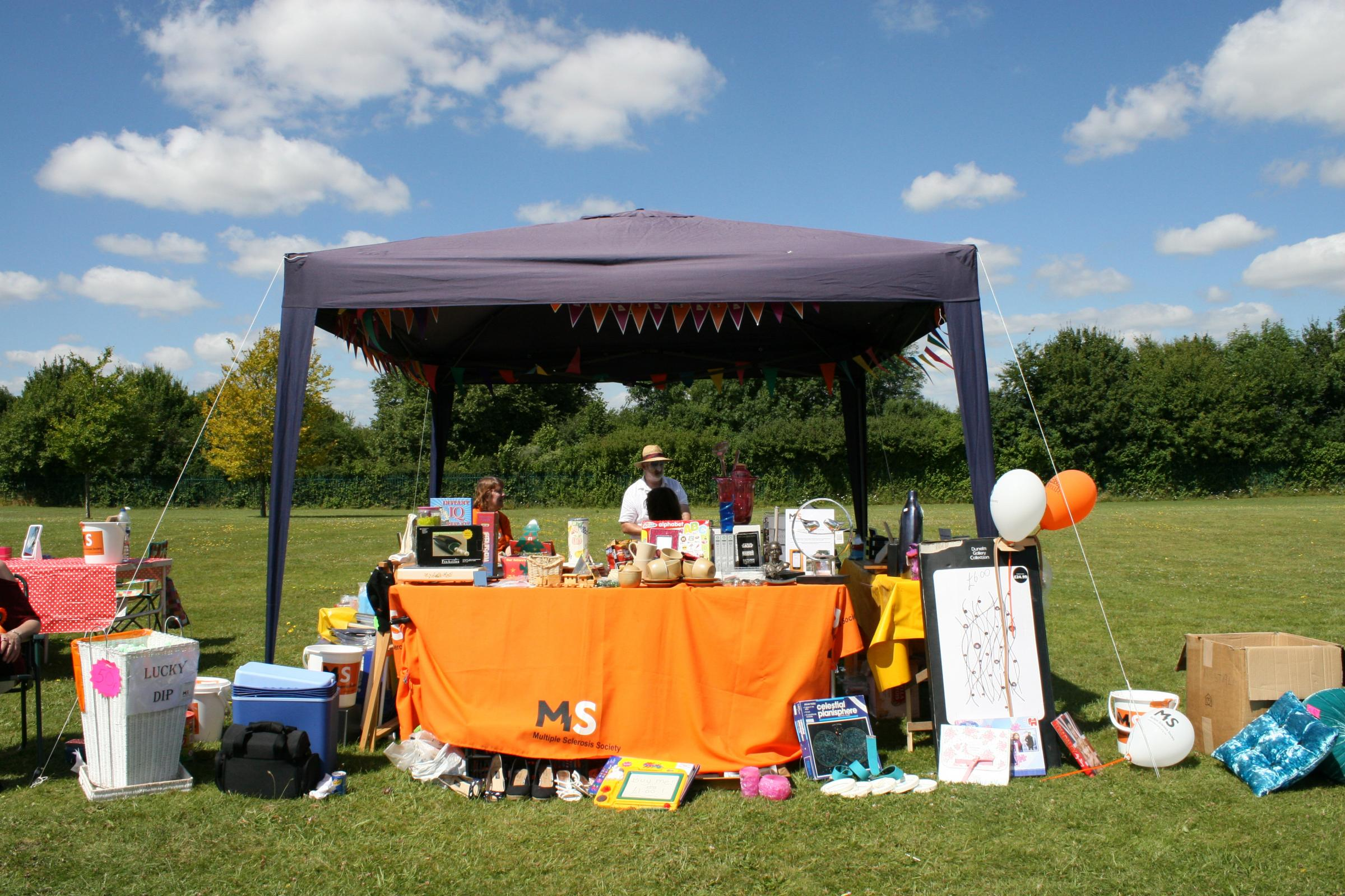 Andover MS Society Halloween Bric-a-Brac Stall