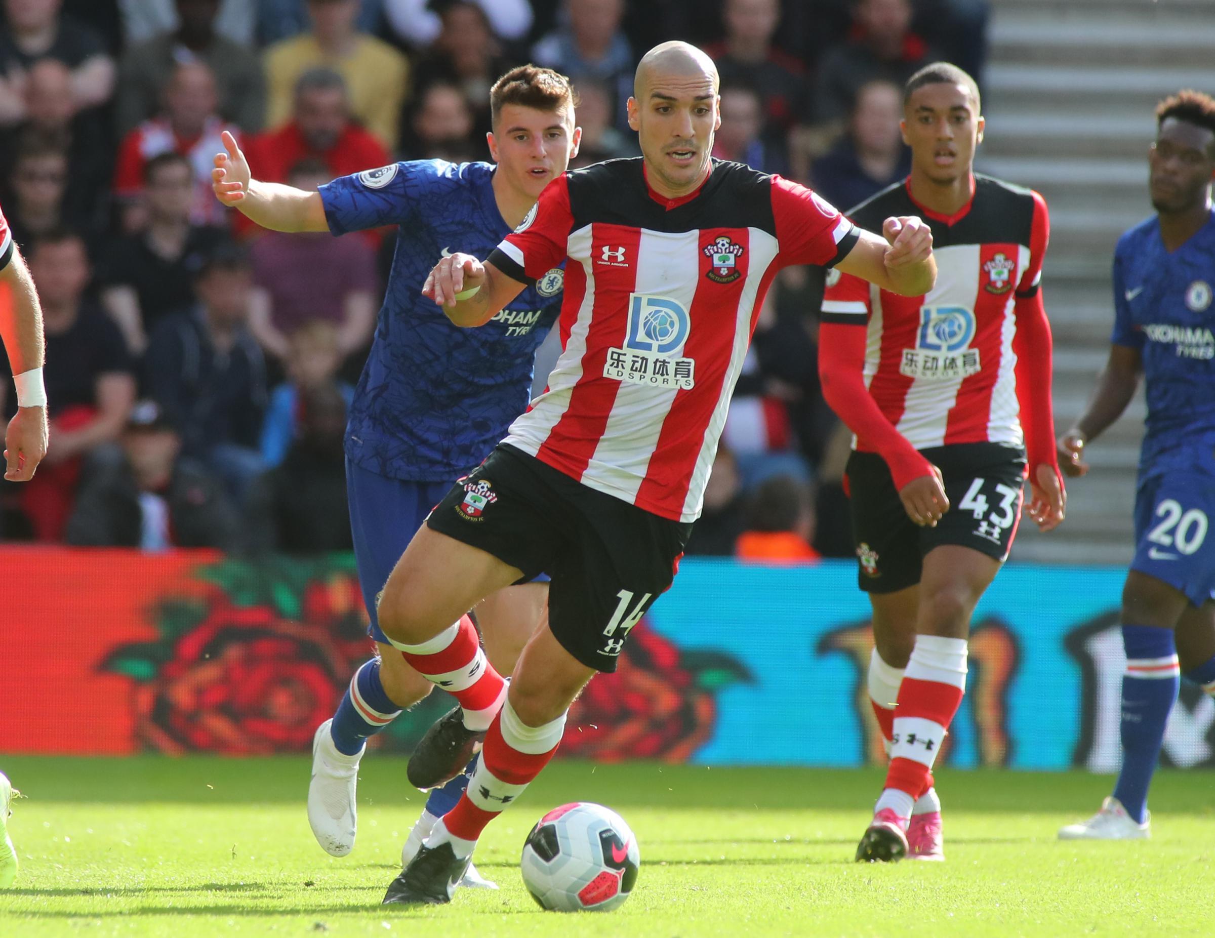 Southampton midfielder Oriol Romeu assesses the club's recent form