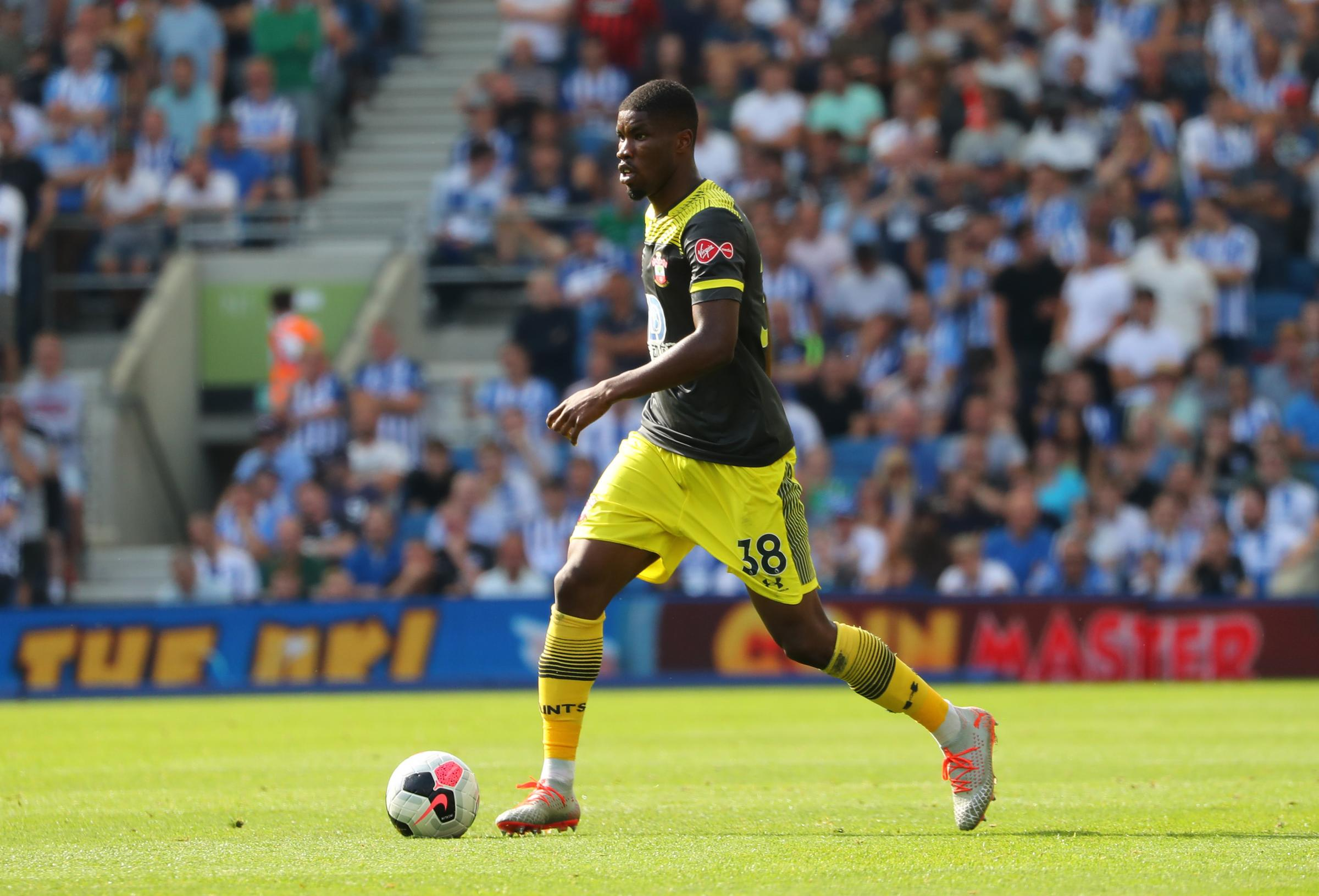 Kevin Danso opens up on his start to life at Southampton