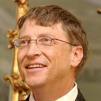 Daily Echo: Microsoft founder Bill Gates is one of many of the US super-rich hit by the recession