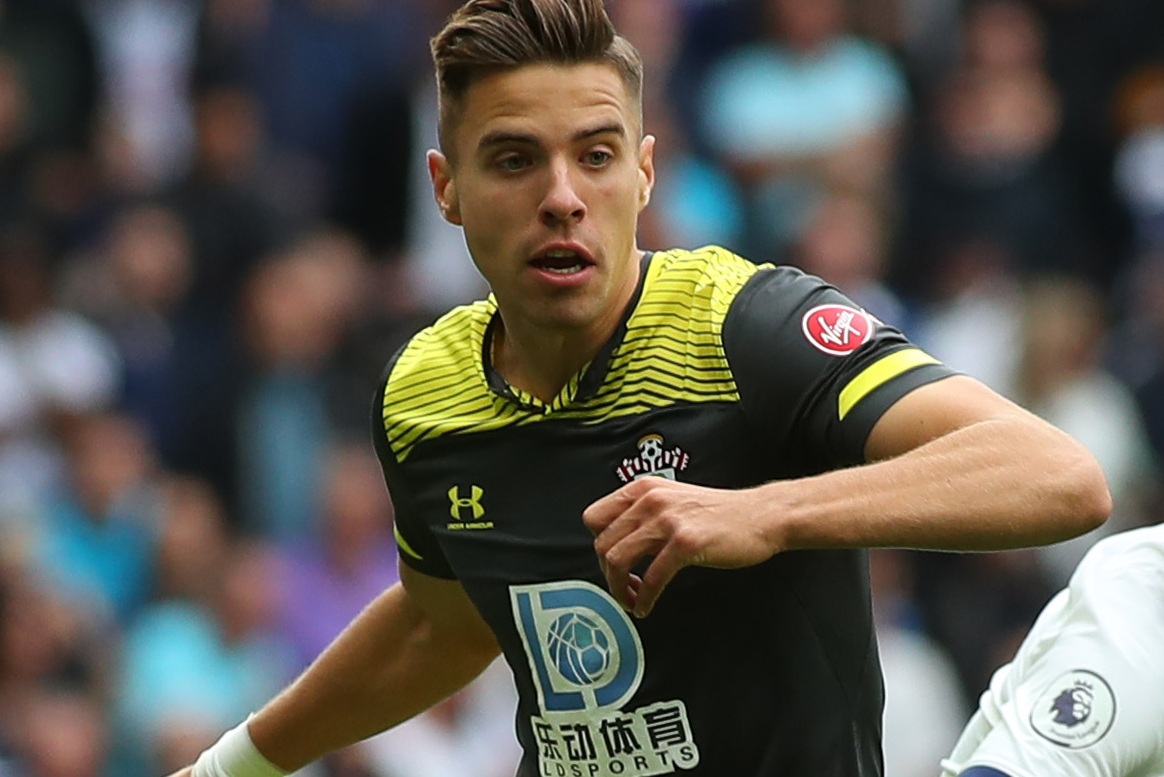 Southampton defender Jan Bednarek: Our form angers us