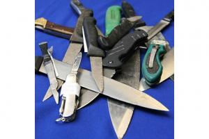 Crackdown on knife crime