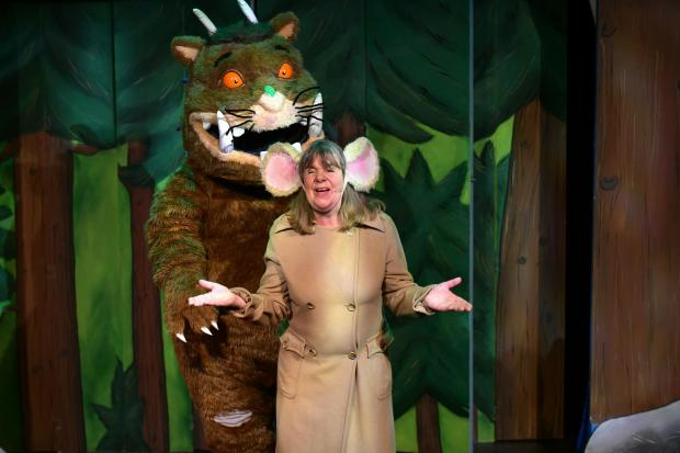 The Gruffalo, The Witch and the Warthog, Pictures: Steve Ullathorne