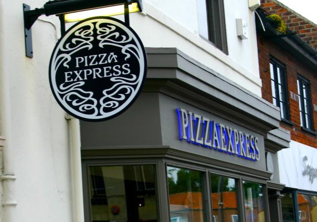 Pizza Express Owner Ploughs 80m Into Restaurants In Bid To