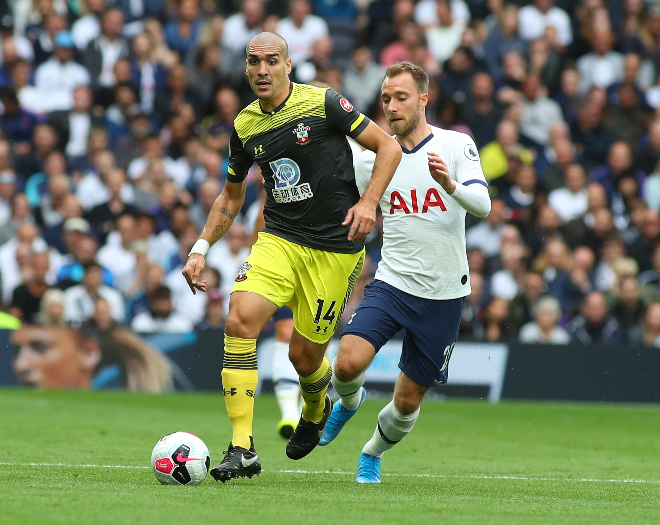 Southampton aren't interested in letting Oriol Romeu leave