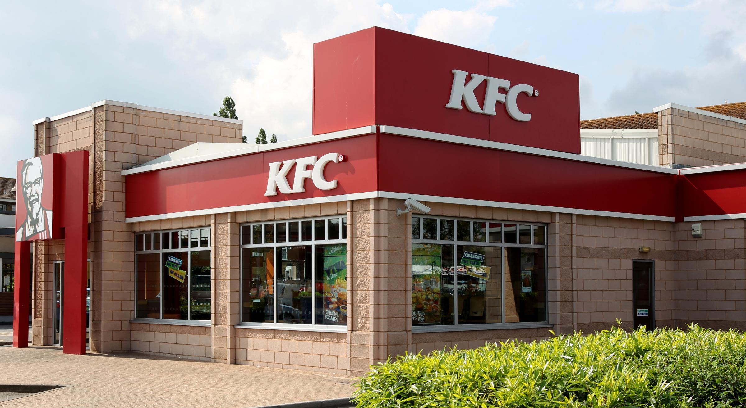 KFC restaurant in Millbrook, Southampton, set for revamp - Daily Echo